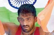 Wrestler Yogeshwar Dutt slams JNU through poetry