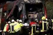 Eight dead, about 100 injured in German train collision