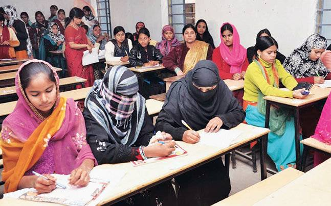 Government to elevate ban on hijab or burga in exams