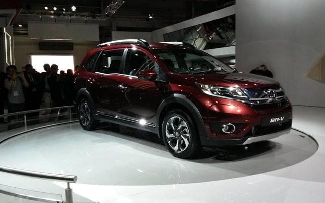 Honda Br V