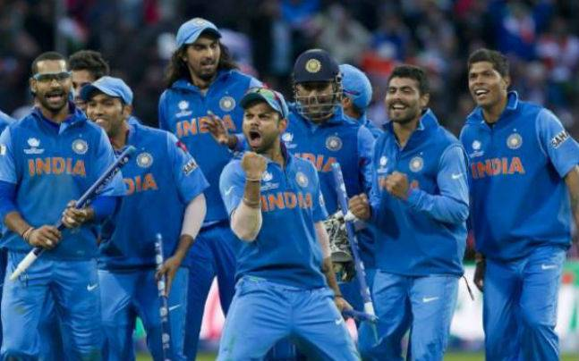 India ranks first in ICC T20
