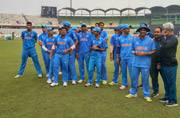 U-19 World Cup: Sarfraz Khan, Avesh Khan star as India storm into fifth final