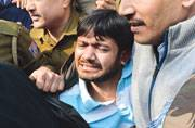 Delhi cops want to quiz Kanhaiya, Umar and Anirban to establish sequence of events on Feb 9