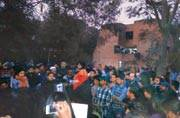 JNU students clash over event against Afzal Guru hanging