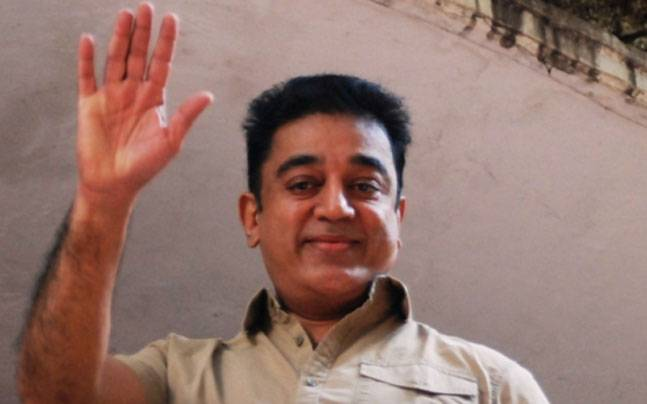 Kamal Haasan meets his extended family in US