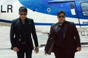 The Comedy King is back! Kapil Sharma and team shoot promo for their new show