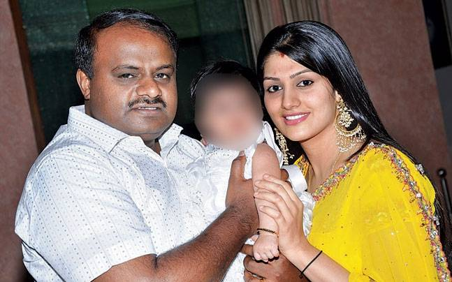 Actor Ramya opens up on HD Kumaraswamy's second marriage - Mail