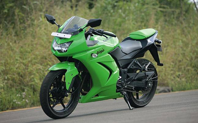 Used Kawasaki Ninja R India