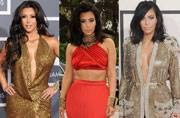 Kim K reveals the secret trick she's been using for years for perfect red-carpet cleavage