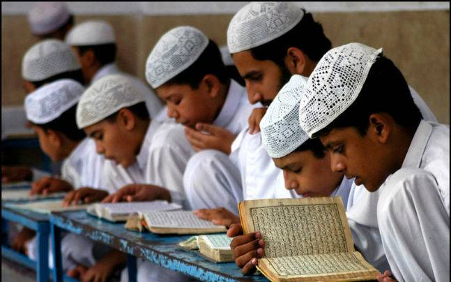 Change in the syllabus of Madrasas