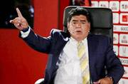 Diego Maradona calls for life imprisonment for Sepp Blatter, Michel Platini