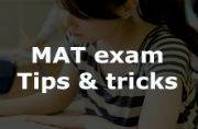 MAT 2016: Tips to crack the exam