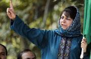 Only time can tell: Mehbooba on government formation in J&K