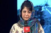 Mehbooba Mufti wants CBMs from Centre, prolongs J&K CM suspense