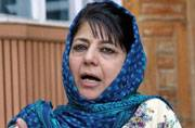 Mehbooba Mufti: Everything depends on the Centre