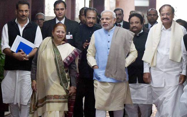 PM Modi has already held an all-party meet to build consensus. (PTI photo)