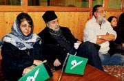 Mehbooba Mufti wants BJP to step up in re-alliance talks