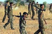 3 paramilitary personnel injured in a blast by maoists in Chhattisgarh