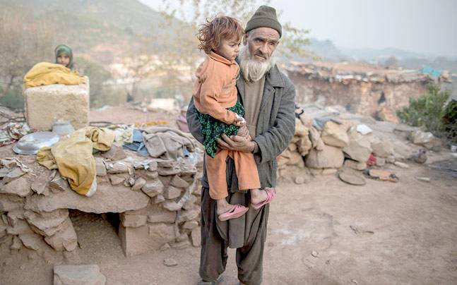 Refugees in Pakistan have been long neglected. (Reuters photo)