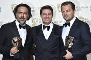 BAFTA 2016 winners' list: The Revenant and Mad Max Fury Road win big