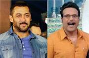 Salman Khan makes a surprise visit to the sets of Comedy Nights Live; Katrina was also present