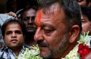 Here is how Sanjay Dutt spent his day post release!