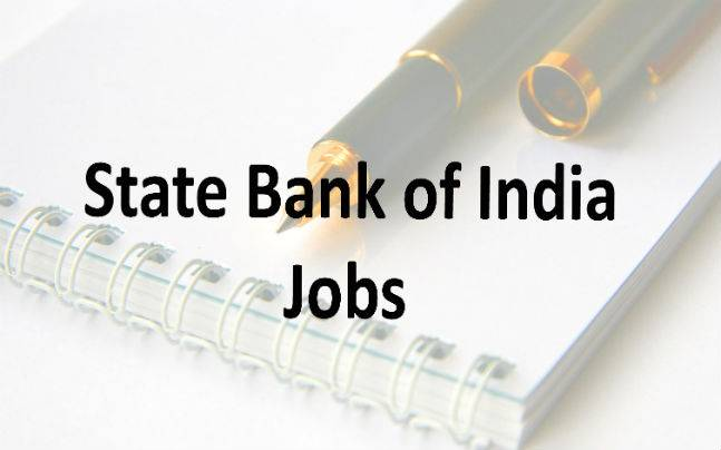 Big opportunity! SBI is hiring: Apply online