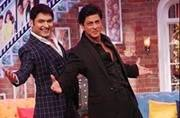 Shah Rukh Khan to be the first guest on Kapil Sharma