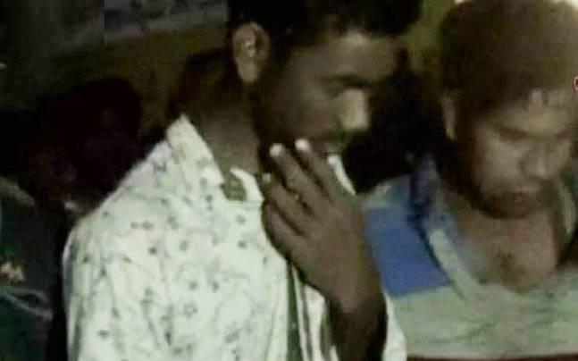 Dalit woman rape accused