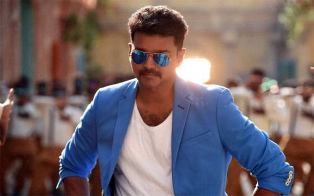 Theri's teaser is out