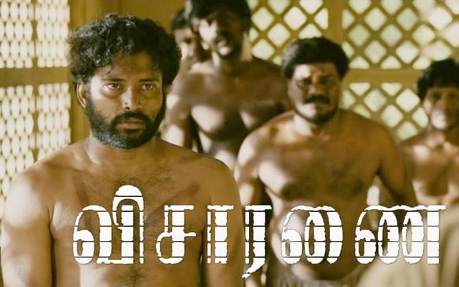 Vetri Maaran's Visaaranai review