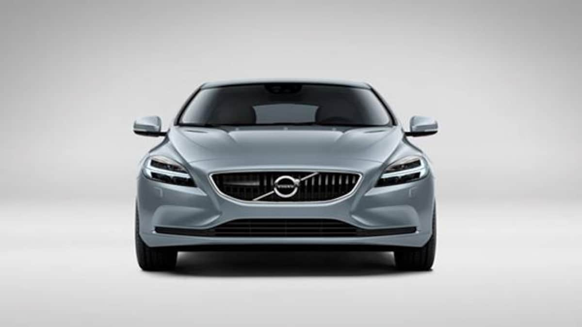 Volvo Cars gives a new face to Volvo V40 - Auto News