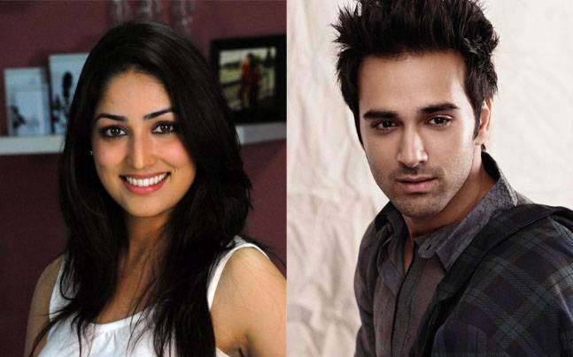 Pulkit and Yami will be seen romancing on-screen in Sanam Re