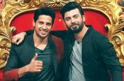 Kapoor and Sons cast have a ball on the sets of Comedy Nights Bachao