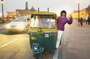 Driving her way to gender equality; meet Delhi