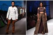 #AIFWAW16: Randeep Hooda, Aditi Rao Hydari add star power to Day 3 of the fashion extravaganza