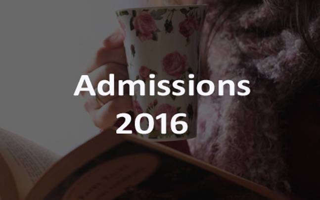 CMI Admissions 2016: Apply online