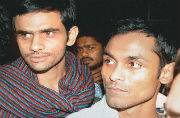 JNU students Umar Khalid, Anirban Bhattacharya get bail on parity with Kanhaiya Kumar