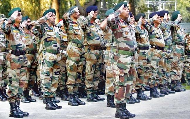 Indian Army jawans