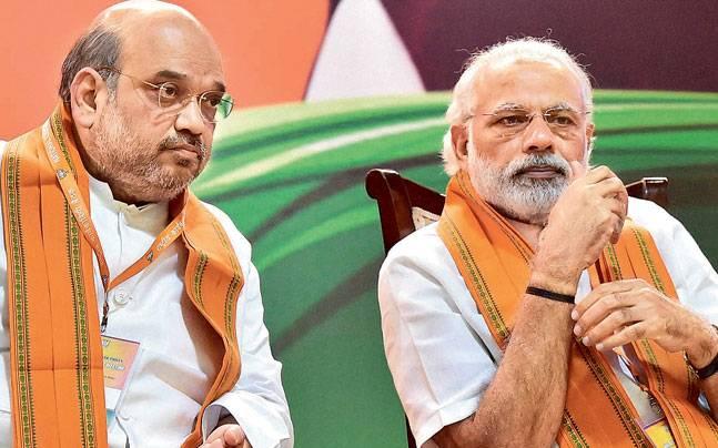 Narendra Modi, Amit Shah