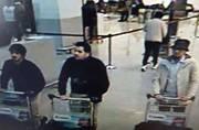 Brussels attacks: Belgium hunts Islamic State suspect after blasts kill 34