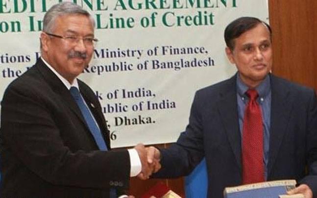 Bangladesh India Sign 2 Billion New Line Of Credit India News