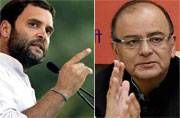 Arun Jaitley fires back: How much does Rahul Gandhi know, when will he know?