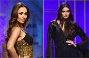 #AIFWAW16: Malaika Arora Khan, Athiya Shetty's black magic