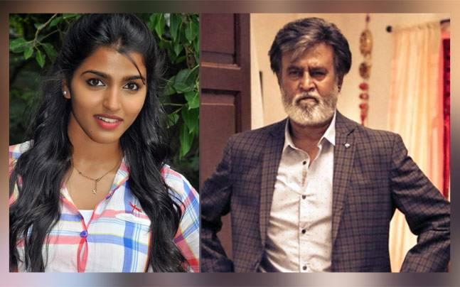 Dhansikaa plays a gangster in Kabali