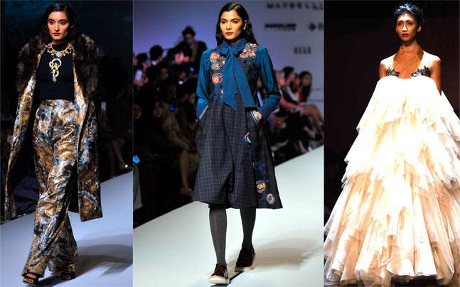 Day 1 of Amazon India Couture Week Autumn Winter 2016
