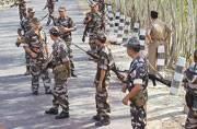 Two CRPF commandos killed, 14 hurt in anti-Naxal ops in Chhattisgarh
