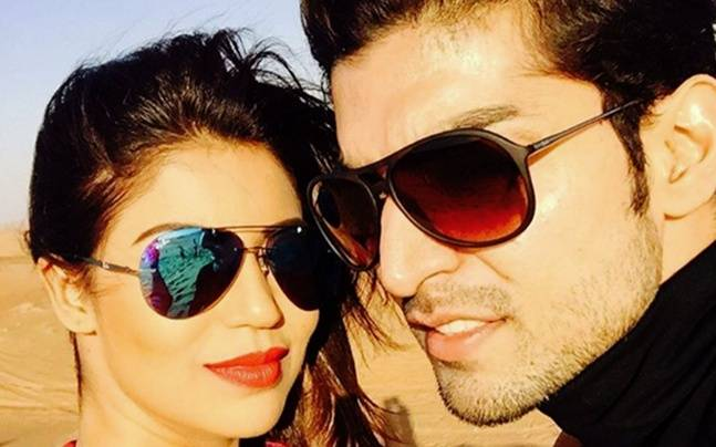 Debina Bonnerjee, Gurmeet Choudhary will perform on the Diya Aur Baati Hum's Holi special episode Picture courtesy: Instagram/Debina Bonnerjee