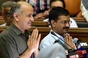 AAP to spend huge share of annual budget in education sector