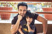 Emraan Hashmi wants you to choose the cover of his new book about his son's battle with cancer